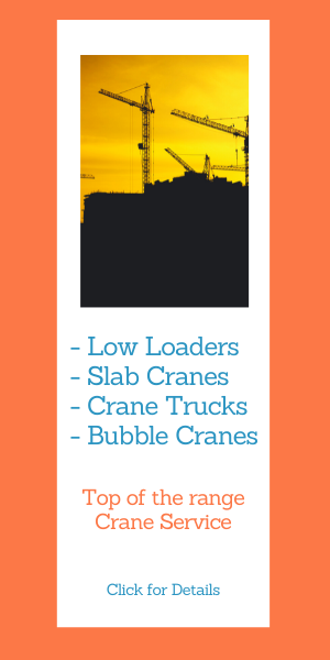 Low Loader Hire